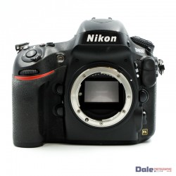 Used Nikon D800 14,972 Shots Body Only