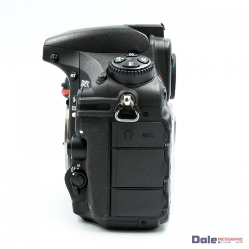 Used Nikon D810 11,914 Shots Body Only