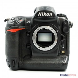 Used Nikon D3 Camera Body Only