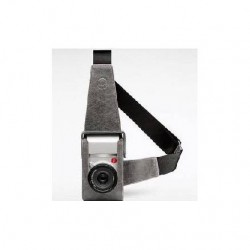 Leica T Camera Leather Holster Stone Grey 18809