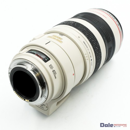 Used Canon EF 100-400mm f4.5/5.6L IS Lens