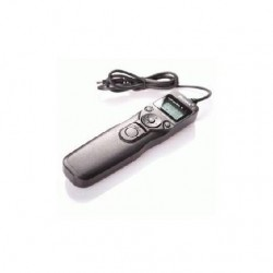 Phottix TR-90 N8 Wired Timer + Remote Shutter Release for Nikon