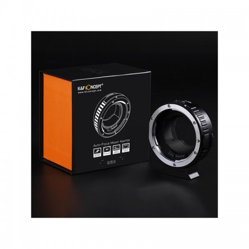 K&F Mount Converter Canon-EOS to Sony-E Mount (AF)