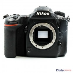 Used Nikon D500 Digital Camera Body