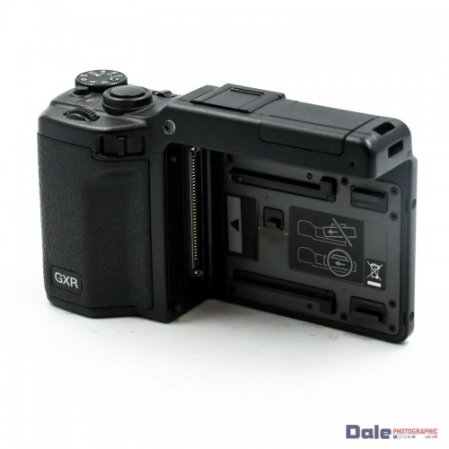 Used Ricoh GXR amera body + Ricoh S10 24-72mm f2.5-4.4 VC Lens
