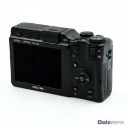 Used Ricoh GXR camera body + Ricoh S10 24-72mm f2.5-4.4 VC Lens