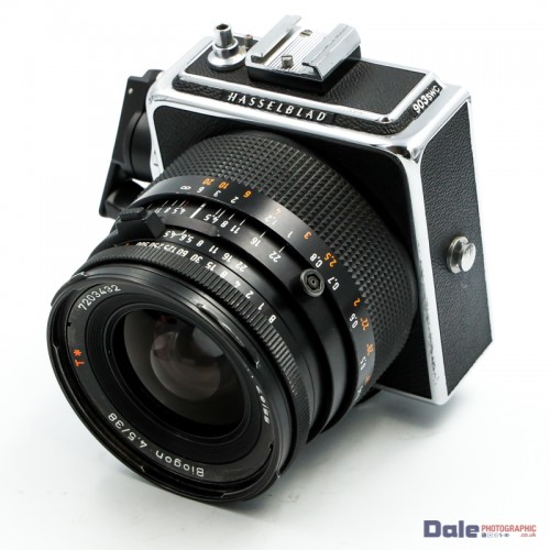 Used Hasselblad 503CW Camera 2002 + 80mm CFE f2.8 Zeiss Lens + A12 Film Magazine