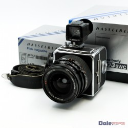 Used Hasselblad 903 SWC Camera 1991 + A12 Film Magazine