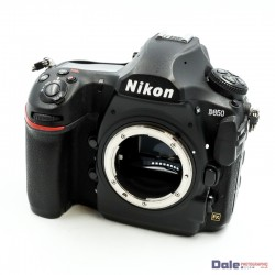 Used Nikon D850 Body Only 178084 Shots