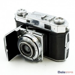 Used Kodak Retina IIIa 35mm Film Camera