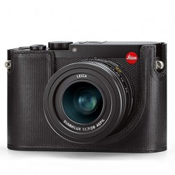 Leica Q camera Protector, leather black
