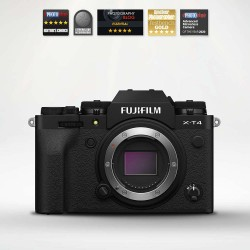 Fujifilm X-T4 Camera Body Black
