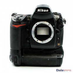 Used Nikon D700 + MB-D10 Battery Converter Pack