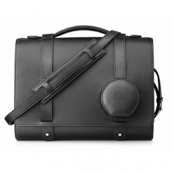 Leica Q Day bag, leather black