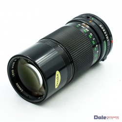 Used Canon FD 200mm f4 lens