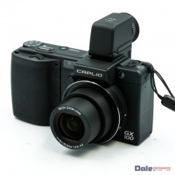 Used Ricoh Capilo GX100 + VF-1 View finder