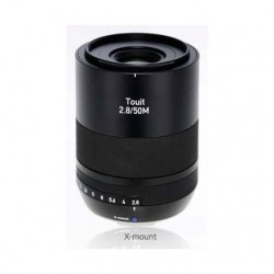 Zeiss Touit 50mm f2.8 Macro Lens Fuji X