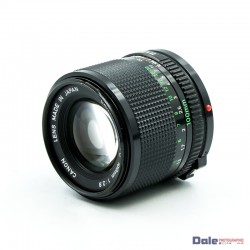 Used Canon FD 100mm f2.8 Lens