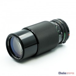Used Canon FD 70-210mm f4