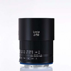 Zeiss Loxia 50mm f2 E Lens for Sony