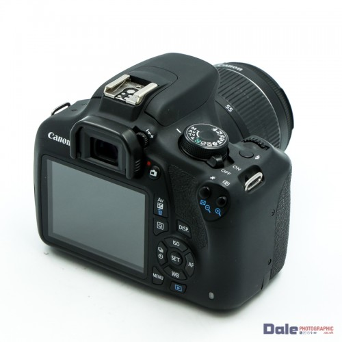 Used Canon EOS 1200D + 18-55mm f3.5/5.6 III Lens