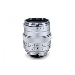 Zeiss ZM 35mm f1.4 Distagon Lens Silver