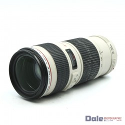 Used Canon EF 70-200mm f4L USM Lens (non IS)