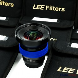Used Zeiss 15mm f2.8 T* ZE Canon Distagon lens with Lee filters SW150 outfit