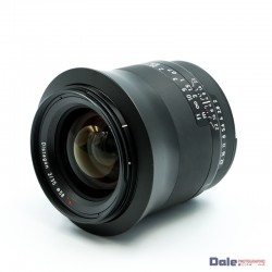 Used Zeiss Milvus 35mm f2 ZF2 Lens