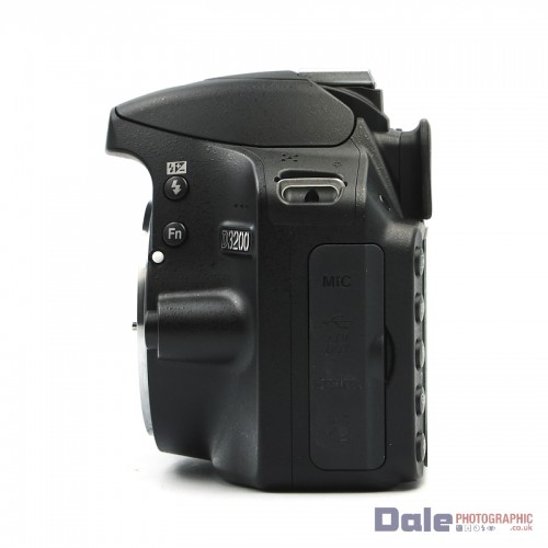 Used Nikon D3200 Body Only