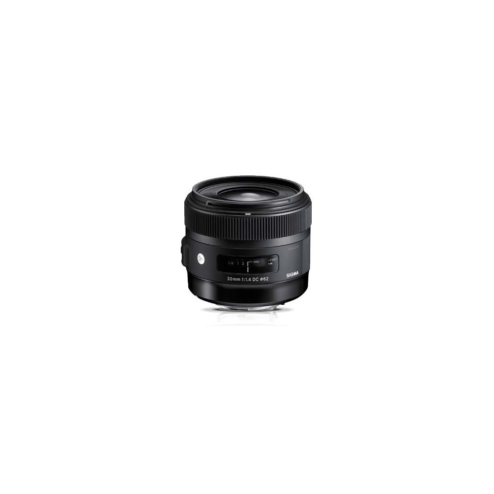 Sigma 30mm F14 Dc Hsm Art Lens Canon F 14 A