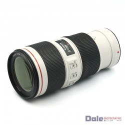 Used Canon EF 70-200mm f4L IS II Lens