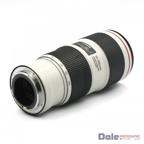 Used Canon 70-200mm f4 IS II Lens