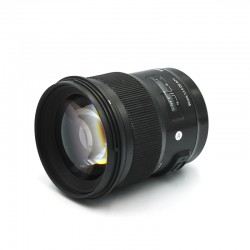 Used Sigma 50mm f1.4 DG Art Lens for Canon EF