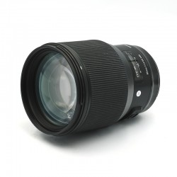 Used Sigma 85mm f1.4 DG Art Lens For Canon EF