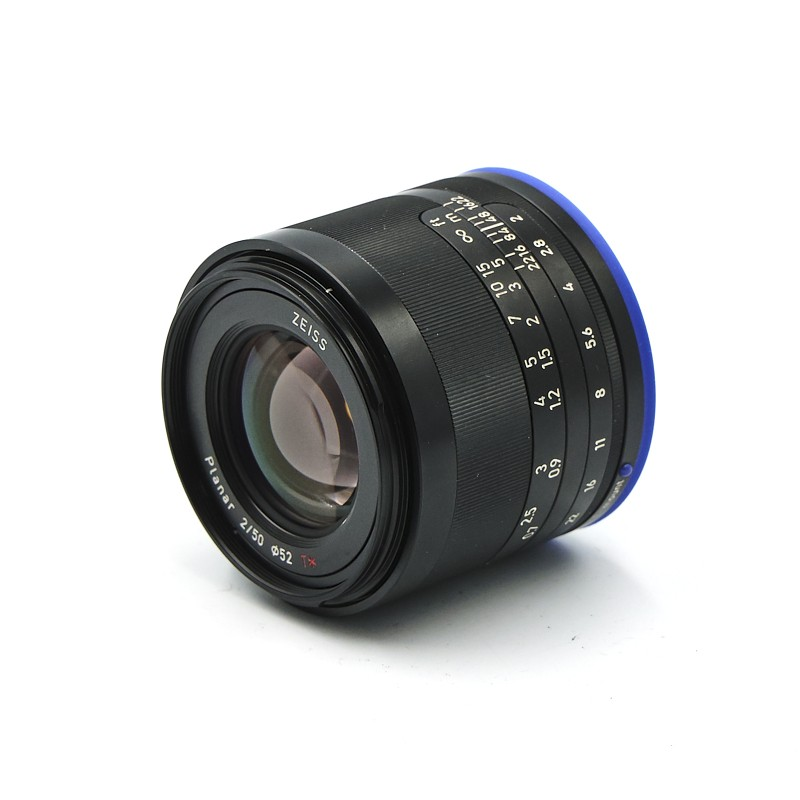 Used Zeiss Loxia 50mm f2 E Mount Lens
