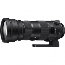 Sigma 150-600mm f5-6.3 DG OS HSM Contemporary Lens Canon