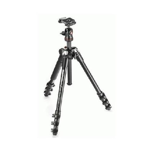 Manfrotto Befree Compact Travel tripod aluminium