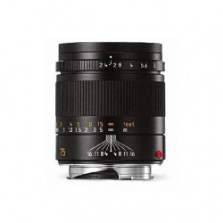 Leica Summarit-M 75mm f2.4  Lens - Black