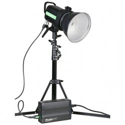 Phottix Indra500 TTL Studio Light with AC Adapter Kit