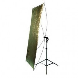 INT269 Interfit Flat Panel Reflector + Stand
