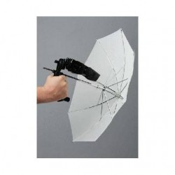 Lastolite Brolly Grip Kit + Handle + Umbrella 50cm Translucent
