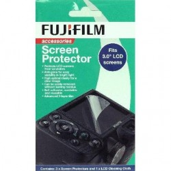 Fujifilm Screen Protector (to fit 3.0 screen - pack of 3)