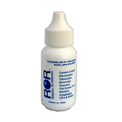 ROR Lens Cleaner 1 oz Dropper bottle