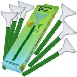Visible Dust MXD 1.0X Green Sensor Cleaning Swabs (12 Pack)