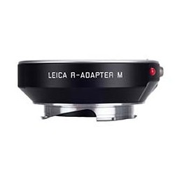 Leica R system to M system lens adapter