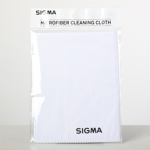 Sigma Microfiber Lens Cleaning Cloth
