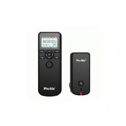 Phottix Aion Wireless Digital Timer + Remote - Canon Fit