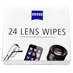 Zeiss Lens Wipes 24 pack
