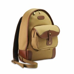 Billingham Rucksack 35 Khaki/Tan Leather